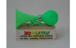 306509 TRĄBKA NA SEX 30-LATKU