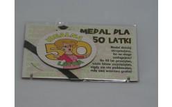 MEDAL PODSTAWKA 50 ona 406901