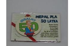 MEDAL PODSTAWKA 50 on 406901