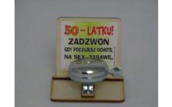 DZWONEK DREWNO 50-LATKU 988919