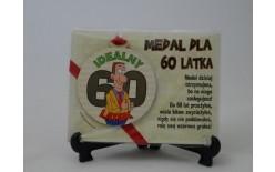MEDAL PODSTAWKA 60 on 406901