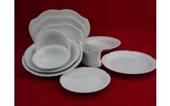Serwis obiadowy KAMELIA C000 ĆMIELÓW CHODZIEŻ