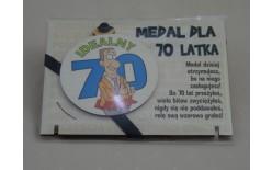 MEDAL PODSTAWKA 70 on 406901