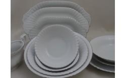Serwis obiadowy IWONA B357 CHODZIEŻ ĆMIELÓW