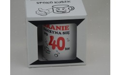010521 KUBEK SPOKOQBEK BRANIE ZACZYNA SIĘ PO 40