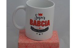 479771  KUBEK 300ml. SUPER BABCIA